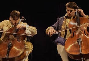 ac/dc's thunderstruck played on cellos